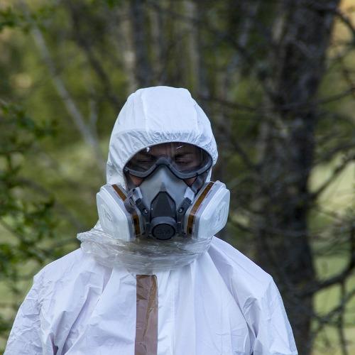 Maski i półmaski ochronne